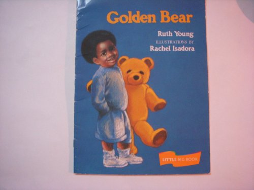 Golden Bear, Read Little Big Book Level K: Houghton Mifflin Invitations to Literature (Invitations to Lit 1996)
