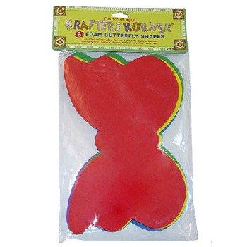 Foam Butterfly (24 Pack)