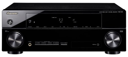 Pioneer VSX-520-K Audio/Video Receiver