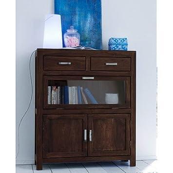 "Sit-Möbel 1507-01 mueble ""icfa color"", 90 x 40 x 108 cm, maciza Sheshame"