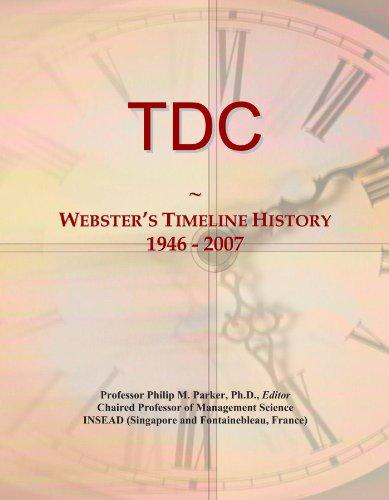 tdc-websters-timeline-history-1946-2007