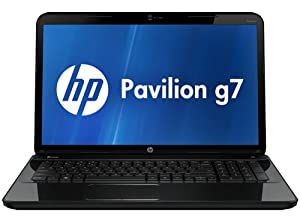 Hp Pavilion G7-2240us 17.3-inch Laptop Black