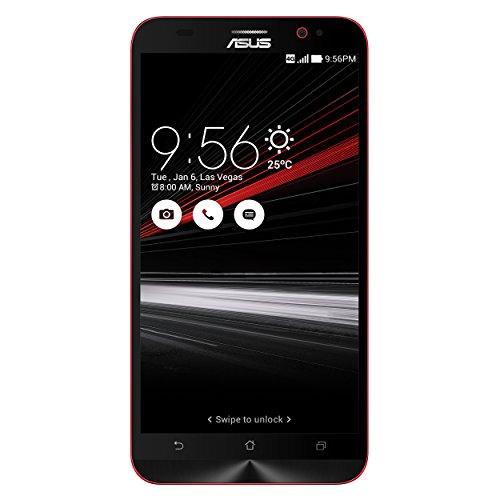 ASUS Zenfone Deluxe Smartphone entsperrt 4g 11,4cm (: 5,5Zoll-128GB-Dual SIM-Android 5.0Lollipop) schwarz