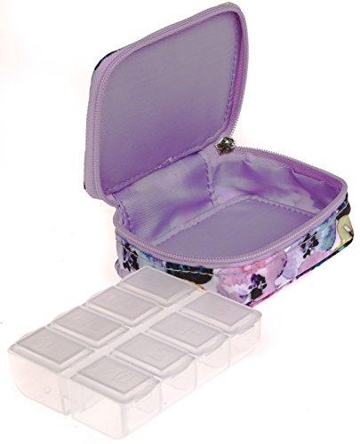 kensie-travel-pill-box-purple-multi-floral