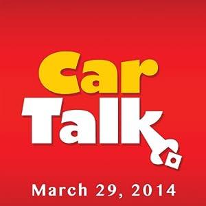 Car Talk, The Fall of the Dart, March 29, 2014 Radio/TV Program