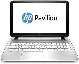 """HP Pavilion 15-p259nf PC Portable 15,6"""" Argent/Blanc (Intel Core i3, 6 Go de RAM, Disque dur 1 To, Nvidia GeForce 830M 2 Go, Mise à jour Windows 10 gratuite)"""