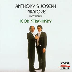 Stravinsky;Conc.for 2 Pianos