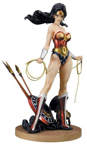 Kotobukiya Dc Comics: Wonder Woman Bishoujo Statue