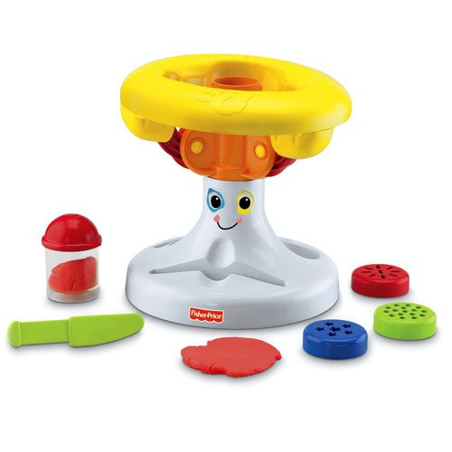 Fisher Price Easy Press Dough Pumper