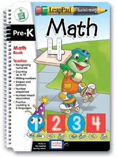 LeapPad Plus Writing System: Pre-K Math - 1