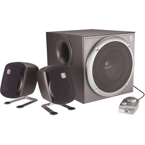 Logitech Z2200 2.1 Computer Speaker System