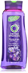 Herbal Essences Tousle Me Softly Hair Shampoo For A Tousled Look 23.7 Fl Oz (Pack of 3)