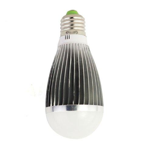 Bluesky Always Bright 85~265V E27 3/5/7W 6/10/14Smd 5730 Led Globe Bulb Light Lamp Warm White/White (Warm White, 7W 14Smd)