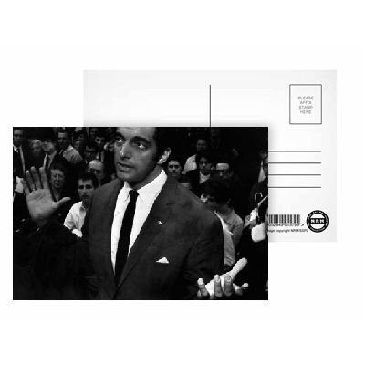 Frankie Vaughan - Postcard (Pack of 8) - 6x4 inch - Art247 Highest Quality - Standard Size - Pack Of 8