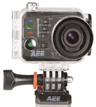 action camera, action cam, aee, s71, ultra HD, uhd, pov, gopro, hero