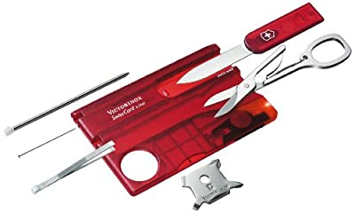 Victorinox Swisscard Lite Pocket Tool from D&H Distributing Co.