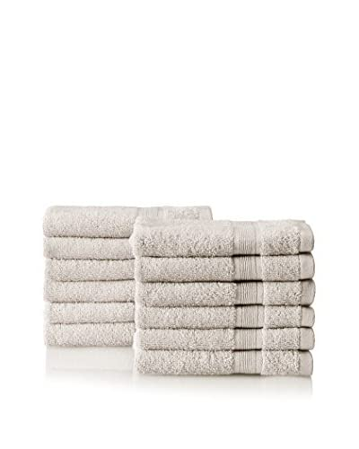 Terrisol Supima 12-Piece Washcloth Set