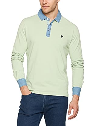 US POLO ASSN (Verde Claro)