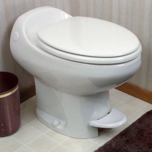 High Profile Aria Classic Toilet - White