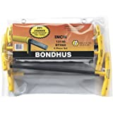 Bondhus 13146 Set of 6 Balldriver T-handles, sizes 5/32-3/8-Inch