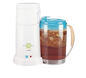 Amazon.com: Mr. Coffee TM3 Iced Tea Maker: Electric Ice Tea Machines: Kitchen & Dining