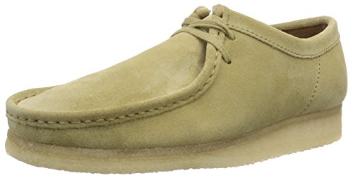 clarks-wallabee-mens-derby-beige-maple-suede-9-uk