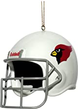 Arizona Cardinals 3 inch Helmet Ornament