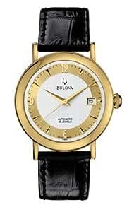 bulova 18k gold collection 60b06 bulova
