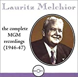 echange, troc Melchior - Complete Mgm Recordings 1946-1947