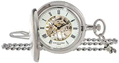 Charles-Hubert Pocket Watch 3860 Two Tone Hunter