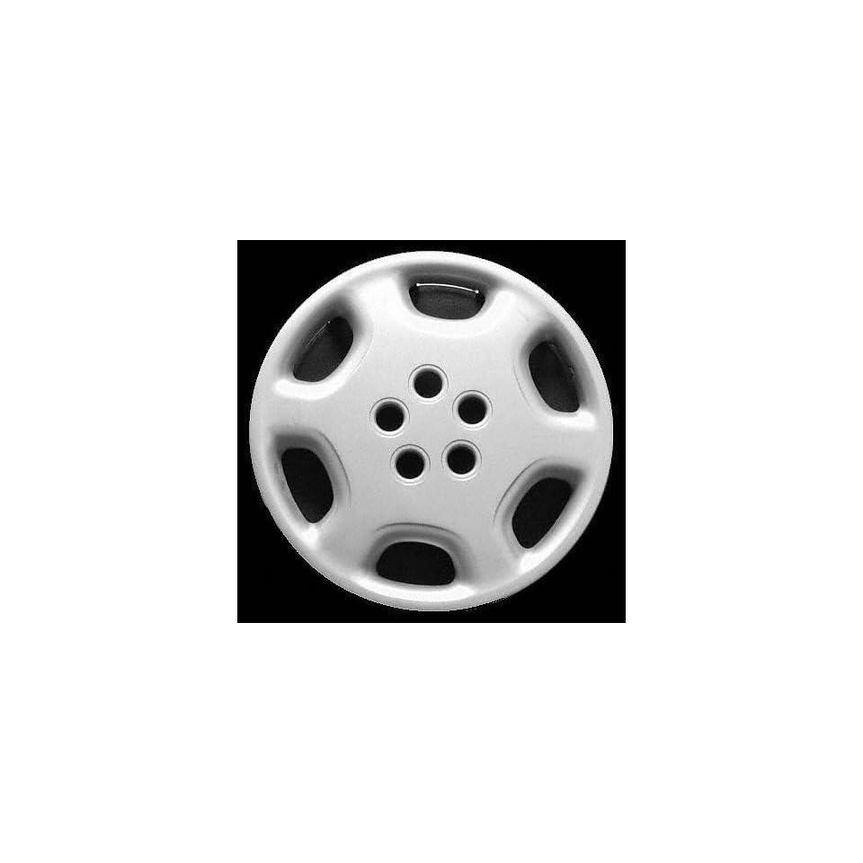 92 93 TOYOTA CELICA WHEEL COVER HUBCAP HUB CAP 15 INCH, 6 SPOKE BRIGHT SILVER 15 inch (center not included) (1992 92 1993 93) T261218 FWC61072U20