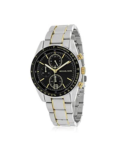 Michael Kors Men's MK8368 Accelerator Two-Tone Silver/Gold/Black Stainless Steel Watch