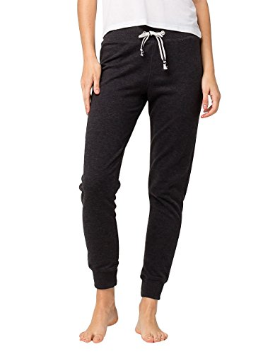 full-tilt-knit-womens-jogger-pants-charcoal-small