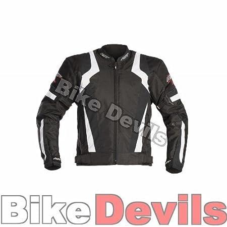 Nouvelle RST lame 1348 Textile blanc veste de moto