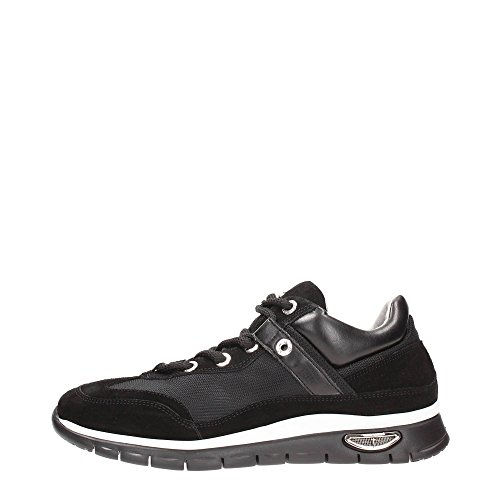 4US CESARE PACIOTTI IIWU1T Sneakers Uomo Crosta Nero Nero 40