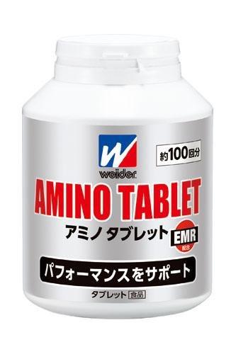 ウイダー アミノタブレットビッグボトル 390g (600粒) 約100回分
