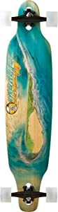 Sector 9 Lookout Complete Skateboard, 9.6-Inch x 42.0-Inch