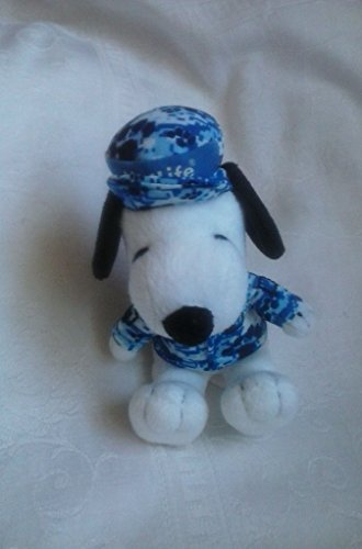 metlife-snoopy-in-army-camouflage-6-plush-dog-by-metlife