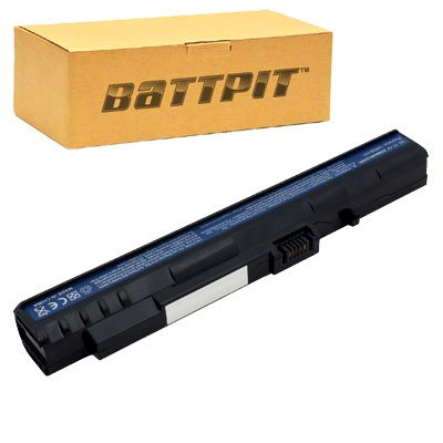 BattPit Laptop / Notebook Ersatzakku für Acer Aspire One A110L blau (2200mah / 24wh )