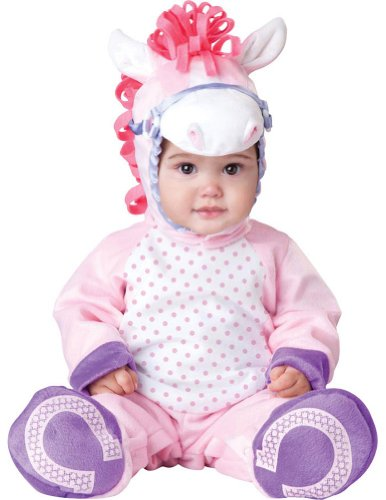 Pretty Lil Pony Toddler Halloween Costume 12-18 Months
