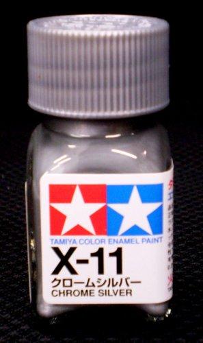 エナメル X-11 クロムシルバー