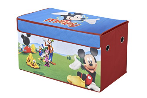 Disney Mickey Mouse Clubhouse Collapsible Storage Trunk (Collapsible Storage Trunks compare prices)