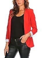 UNIQ Americana Mujer Erin (Rojo)