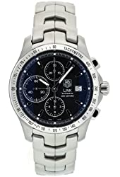 TAG Heuer Men's CJF2110.BA0594 Link Automatic Chronograph Watch