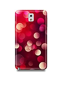 Abstract Light Samsung Note 3 Case