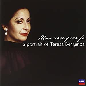 A Portrait Of Teresa Berganza