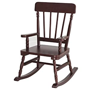 Levels Of Discovery Simply Classic Cherry Finish Rocker from Levels of Discovery