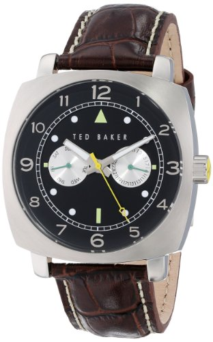 Ted Baker Men's TE1106 Sport Stainless Steel Watch with