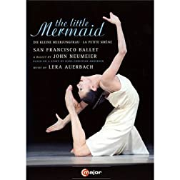 The Little Mermaid - featuring the San Francisco Ballet