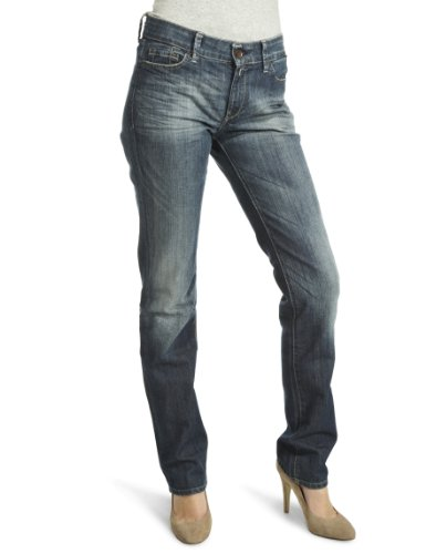 Replay Womens Pearl Jeans Regular Blue Denim W26IN xL34IN